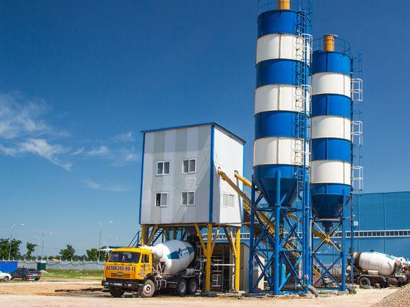 Бетонные заводы бетон подача бетонной смеси в блоки бетонирования